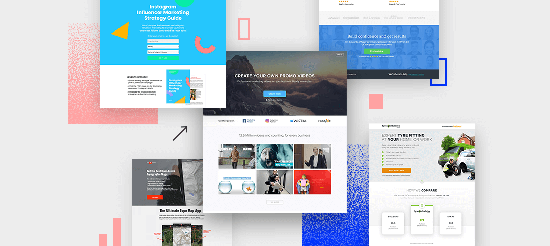 10 Best landing page creators to grow your online business.